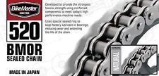 BikeMaster Rivet Connecting Link for 520 BMOR Series O-Ring Chain 520BMOR-BMR