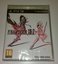 Final Fantasy XIII - 2 13 Sony PlayStation 3 PS3 PAL UK NUEVO PRECINTADO MUY RARO