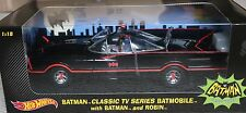 Hot Wheels 1:18 Scale 1966 Batmobile NEW boxed corgi