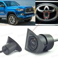 Wide Degree CCD Front View Camera Logo Embedded for 2011-2016 Toyota Tacoma