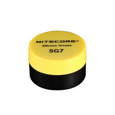 NiteCore SG7 Silicone Grease Oil for Flashlight Maintenance Smooth Helical Gear