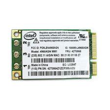 IBM Lenovo Thinkpad Intel 4965 4965AGN 802.11n WIFI FRU:42T0865 T61 X61