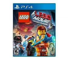The LEGO Movie Videogame RE-SEALED Sony PlayStation 4 PS SP4 VIDEO GAME