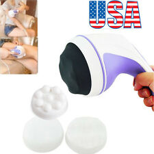 USA Shipping Slim Vibrating Body Sculptor Massager Relax Spin Tone Massage