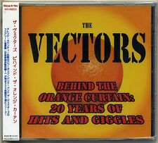 Vectors -Behind The Orange Curtain CD JAPAN VERSION Adolescents D.I. OC Punk KBD