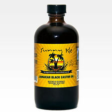Sunny Isle Jamaican Black Castor Oil Regular 8oz/236ml + Free P&P