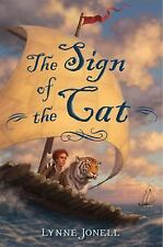 The Sign of the Cat-ExLibrary