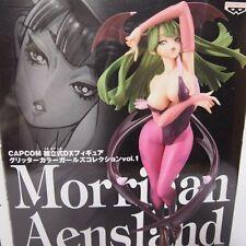 Capcom Dx Figure Glitter Color Girls Collection Vol.1 Morrigan Aensland