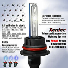 XENTEC HID Replacement Xenon Light Bulb conversion H1 H3 H7 H10 H11 9005 9006 H8