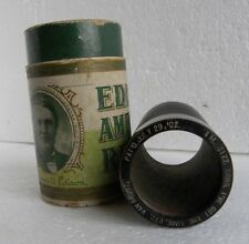 4-Min-Walze Cylinder-Phonograph-Record-US Indestructible-I´ve got-VAN BRUNT-1910