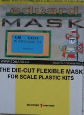Eduard 1/48 EX074 Canopy Mask for the Tamiya Messerschmitt Me262A-1a kit