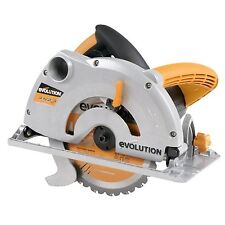 Evolution 041-0002A Rage-B Multipurpose Circular Saw 185 mm 230 V