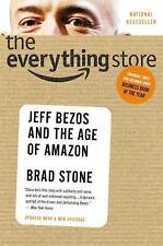 The Everything Store: Jeff Bezos and the Age of Amazon, Stone, Brad, Good Book