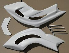 Belly pan, chin fairing, spoiler Honda CB 600F Hornet     2007-