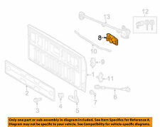 TOYOTA OEM 07-13 Tundra (equpped with backup camera) Tailgate Handle 690900C051