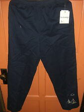 BRECKENRIDGE BASIC NAVY WOMEN'S PANTS NWT EMBROIDERED SAIL AWAY SIZE 10