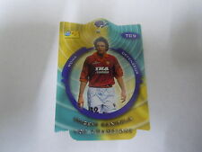 Carte France  Foot 2000 - N°TC09 - AS Roma - Vincent Candela