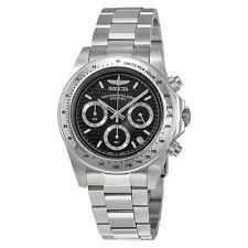 Invicta Speedway Chronograph Mens Watch 7026