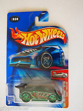 HOT WHEELS 2004 FIRST EDITIONS 38/100 TOONED TOYOTA MR2