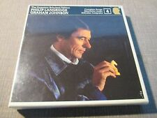 COMPLETE SONGS LIEDER    PHILIP LANGRIDGE  &  SEALED CASSETTE  UK IMPORT  FY 754