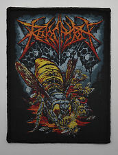 REVOCATION-THE HIVE- WOVEN PATCH-super rare