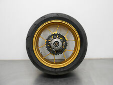 #0983 - 2008 07 08 Aprilia RSV 1000R  OZ Forged Rear Wheel