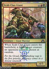 MTG - Dragon's Maze - Scab-Clan Giant - Foil - NM