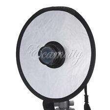 "Photography 12"" Disc 2in1 Studio Light Multi Collapsible Hollow Reflector"