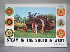 Steam in the South & West by D L Endacott - Illustrated