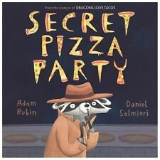 Secret Pizza Party-ExLibrary