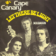 "CAPE CANARY ‎– Let There Be Light (1974 NEDERPOP VINYL SINGLE 7"")"