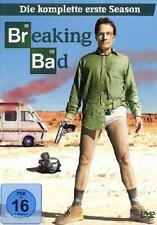 BREAKING BAD - SEASON ONE - 3DVD'S * NEW & SEALED *