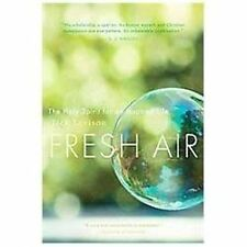 FRESH AIR The Holy Spirit for an Inspired Life by JACK LEVISON Christian ppb/pb