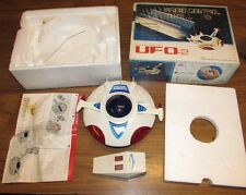 Vintage Radio control toys fantastic ufo 2 vintage game ales made in taiwan