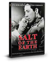 SALT OF THE EARTH (Special Edition DVD, HUAC Blacklist, political, feminist)