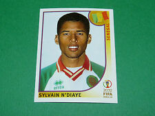 N°56 S. N'DIAYE SENEGAL PANINI FOOTBALL JAPAN KOREA 2002 COUPE MONDE FIFA WC