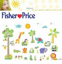 FunToSee- Fisher Price Rainforest Nursery Wall Sticker Make Over Kit
