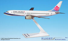 Flight Miniatures China Airlines Boeing 737-800 1:200 Scale Display Model Mint
