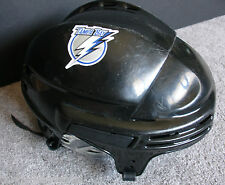 2013 Marty St. Louie Game Used Tampa Bay Lightning #26 Helmet, Shows Great Use