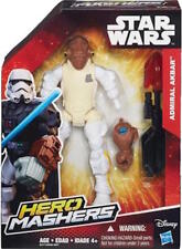 Star Wars Hero Mashers Admiral Ackbar Action Figure New & Sealed FREE SHIPPING
