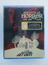 Blu-ray 4 Horror Movies (MGM 90th Anniversary) New (Ammityville, Misery & More)