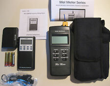 FM AM ~ P-SB7 Spirit EVP Box + Mel Meter EMF GHOST HUNTING METER detector KIT