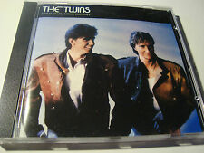 RAR CD. THE TWINS. HOLD TO YOUR DREAMS. 2006. PASSION FACTORY. ITALO