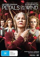 Petals on the Wind (2014) Region 4 DVD V.C. Andrews Ellen Burstyn