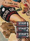 Tour de Yorkshire 2015 | Cycling | Metal Fridge Magnet