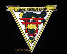 MAG-16 US MARINES AIRCRAFT GROUP PATCH PIN UP MCAS TUSTIN MIRAMAR HELICOPTER WOW