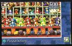Carnival Game 500 piece Puzzlebug Jigsaw Puzzle NEW IN BOX!