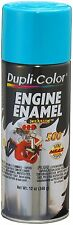 Dupli-Color DE1643 Ceramic Torque 'N' Teal Engine Paint - 12 oz., New
