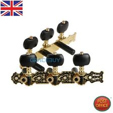 Alice AO-020HV3 Machine Heads Classic Guitar String Tuning Pegs Keys Gold Plated
