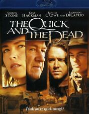 Quick and the Dead (2009, Blu-ray NIEUW) BLU-RAY/WS
